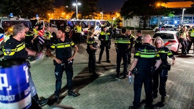 Noodverordening in Eindhoven uit vrees voor rellende jongeren
