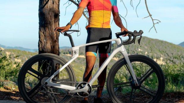 Eerste volledig op maat 3D-geprinte fietsen te koop
