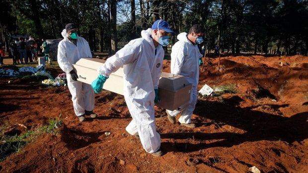Wereldwijd meer dan 600.000 mensen overleden aan corona