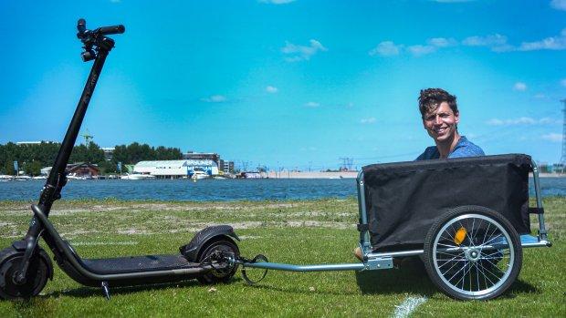 Test: elektrisch rijden op de camping