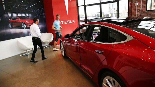 Tesla-baas: 'Andere automakers mogen onze technologie gebruiken'