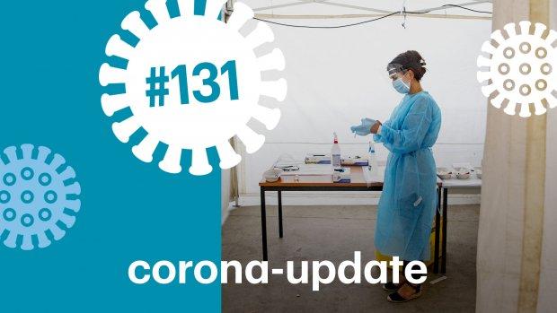 Is er een toename van corona of testen we gewoon meer?