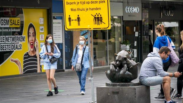 Zeeland en Zuid-Holland nu ook verhoogd risico corona