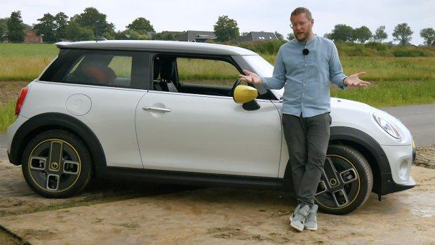Getest: elektrische Mini biedt 'de meeste lol per euro'