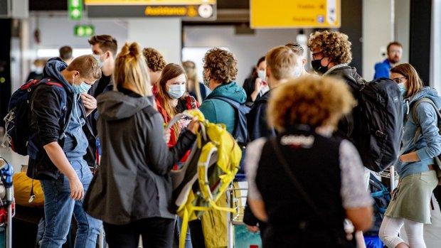 Quarantaine wordt niet verplicht voor reizigers uit risicogebied