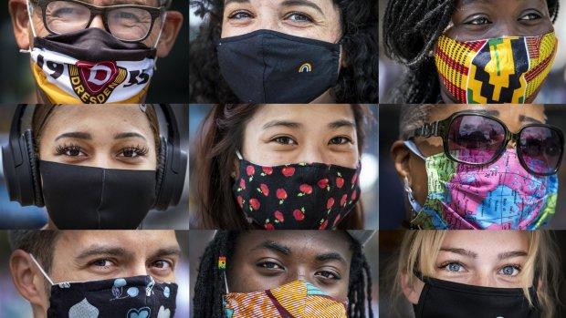 Psychologisch effect mondkapjes: 'Kan waarschuwend werken'