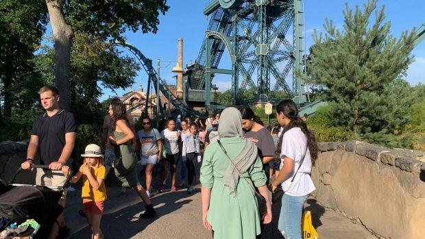 Bezoekers klagen over drukte Efteling: 'Onverantwoord'