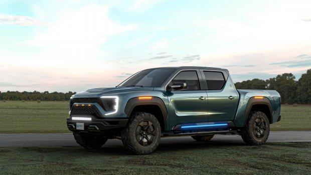General Motors werkt mee aan elektrische pick-uptruck