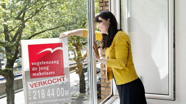 Heeft de coronacrisis de huizenmarkt bereikt?