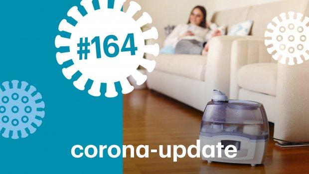 Luchtvochtigheid is laag, wat betekent dit voor de verspreiding van het coronavirus?