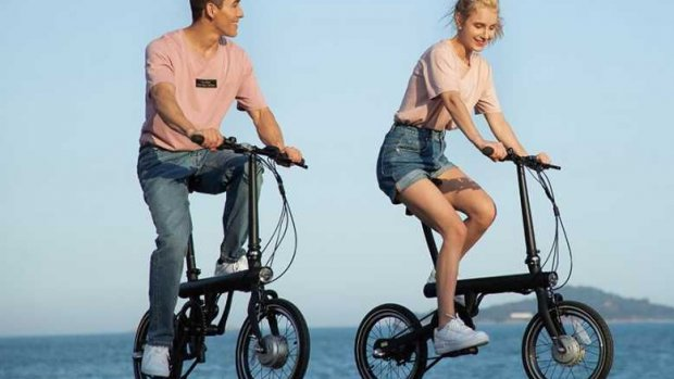 Elektrische vouwfiets Xiaomi uitgebracht in Nederland