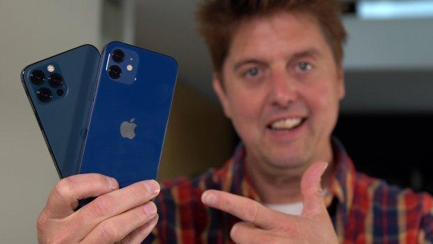 Review iPhone 12 en 12 Pro: is dit een upgrade waard?
