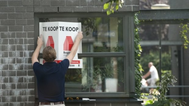 Woningmarkt in vier grote steden kookt droger en droger