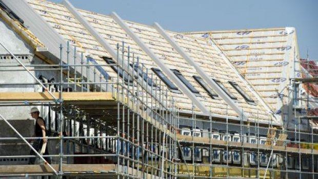 Vooral de rijken kunnen groene nieuwbouwhuizen betalen