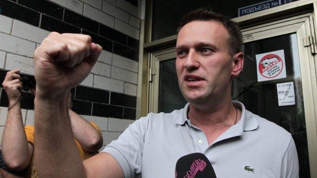 Navalny kwam uit het niets