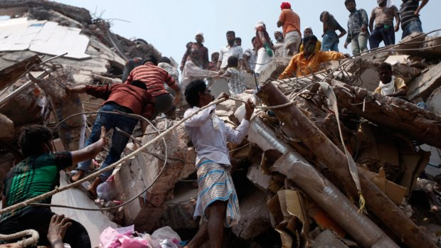 Stap in strijd voor kledingmakers Bangladesh