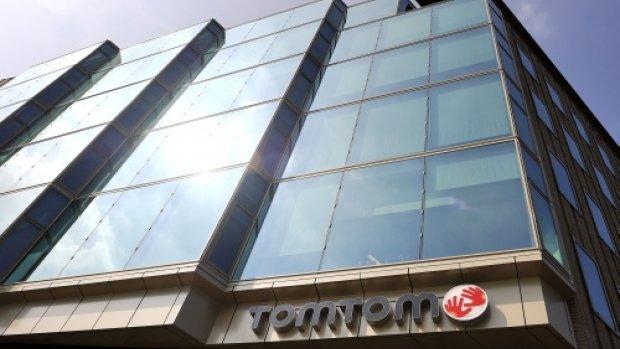 Koers TomTom daalt fors na verkoop Telematics