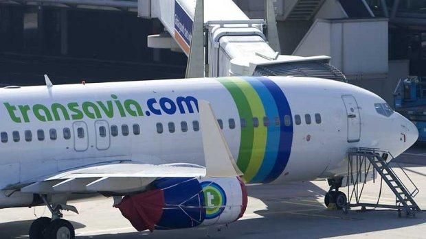 Straatracende piloot weg bij Transavia
