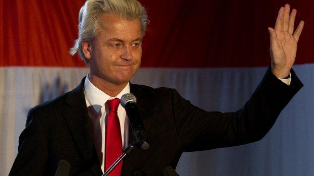 Wilders doorbreekt stilzwijgen