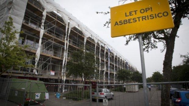 Speciaal fonds voor huiseigenaren die asbest willen verwijderen