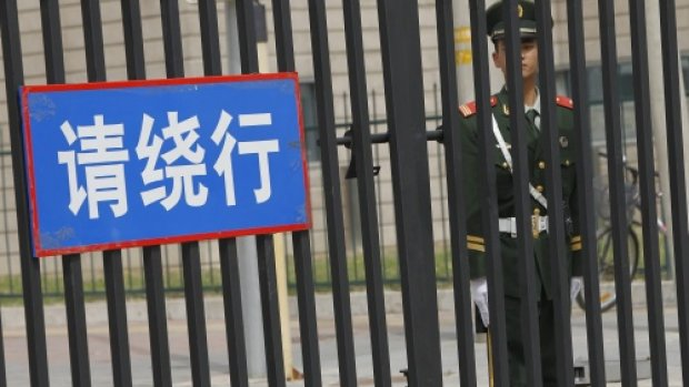 Nederlandse vrouw vast in China