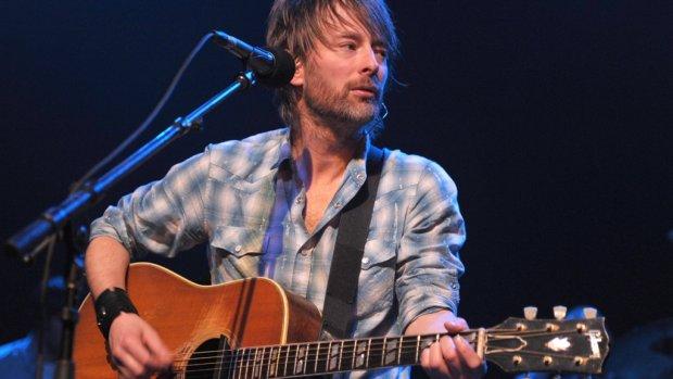 Radiohead brengt gestolen muziek zelf uit na hack