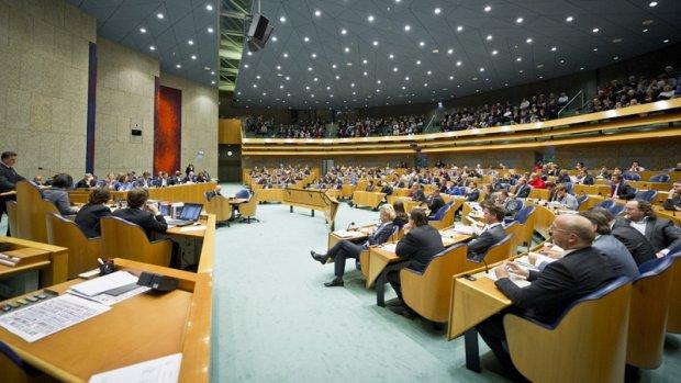 Tweede Kamer terug van reces om Syrie