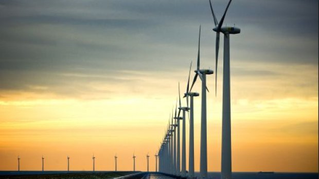 Nederland wekt nauwelijks duurzame energie op