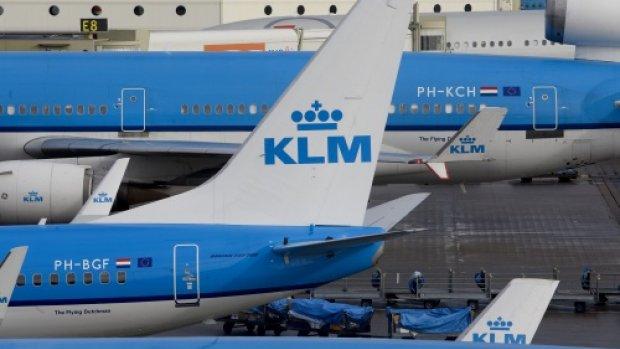 Topman KLM: 'Geen concrete plannen voor massaontslag'