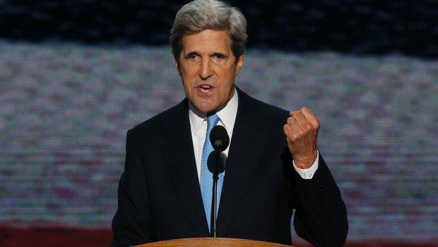 Kerry wil onderzoek naar bloedbad