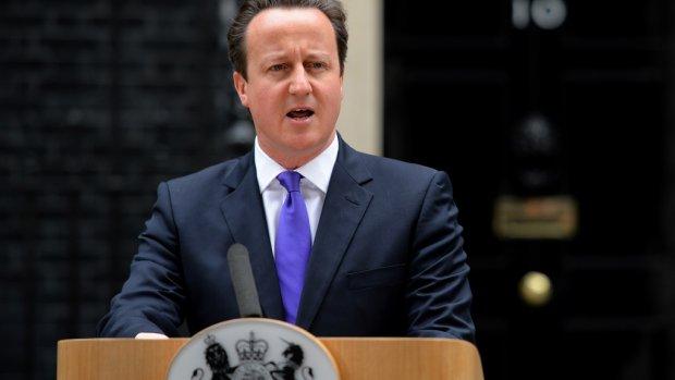 Cameron: Britse strijders Irak ons grootste gevaar