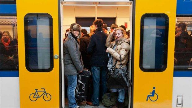Nederland riskeert boete vanwege het spoor