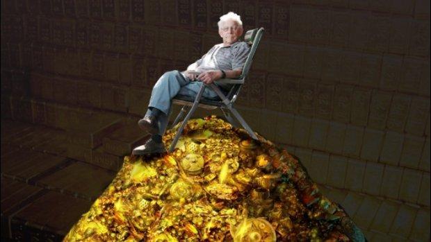 200 miljard winst, maar geen euro naar gepensioneerden