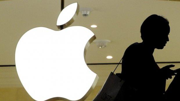 Apple lost verwachtingen maar deels in