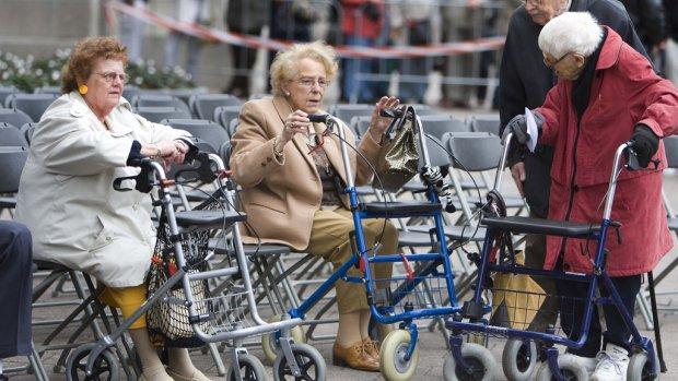 Lichtpuntje voor gepensioneerden: de AOW stijgt waarschijnlijk