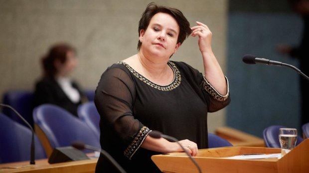 Sharon Dijksma volgt Mansveld op als staatssecretaris