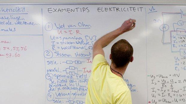 Veel onbevoegde leraren in Rotterdam