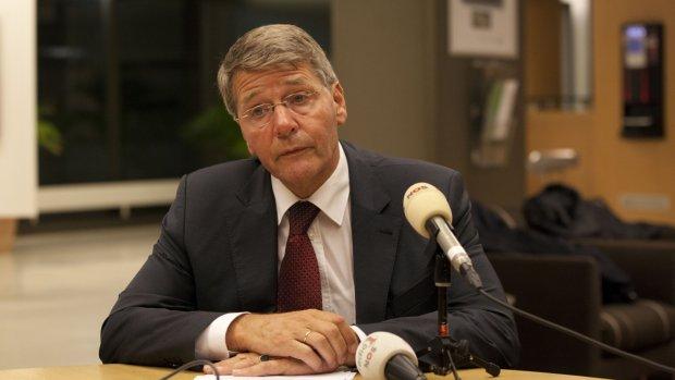 Oud-minister Donner voor enquêtecommissie