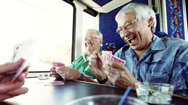 Arme ouderen kunnen cashcow zijn voor ondernemers