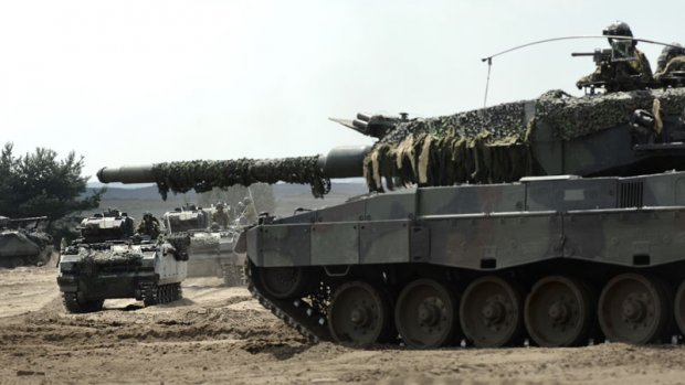 Nederland exporteert minder wapens naar buitenland