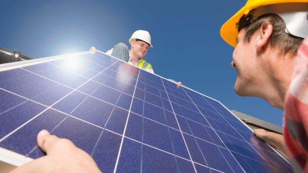 'Zonnestroom even kansrijk als windenergie'