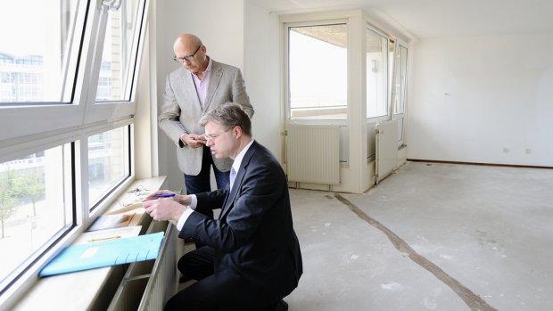 Bijna 66.000 nieuwbouwwoningen opgeleverd in 2018