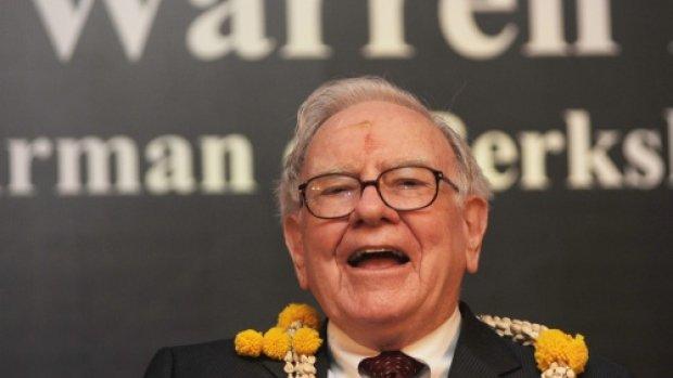Rijk als Warren Buffett? Dan had je al lang moeten beginnen