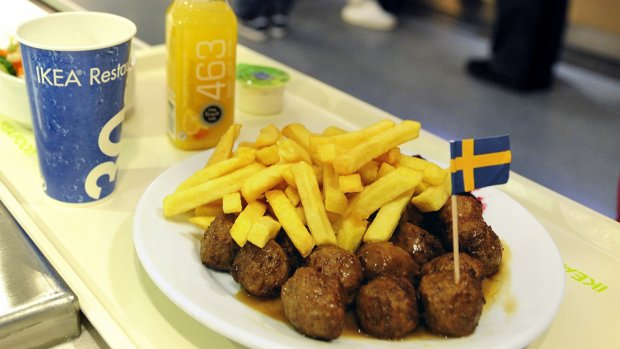 Dé ballen komen naar je toe: Ikea test bezorging van eten