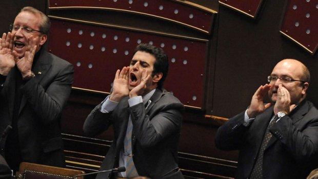 Ratingbureaus worden gehaat in Italië na slechte beoordelingen