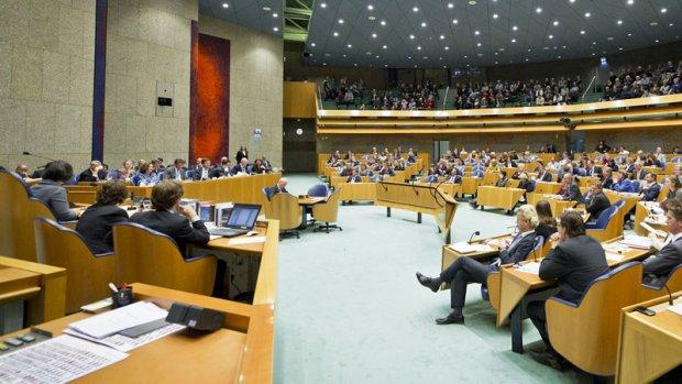 Tweede Kamer praat over begroting: hoe vaak valt het d-woord?