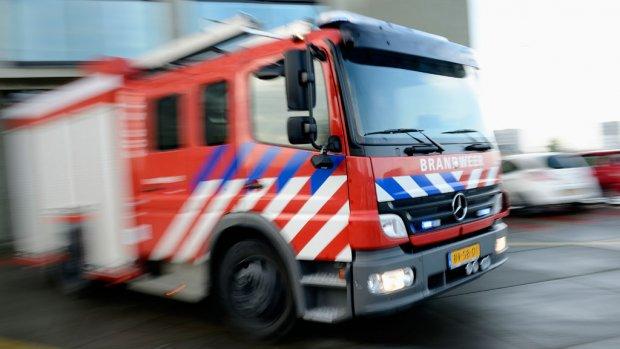 Tientallen mensen gëevacueerd om brand Zwijndrecht