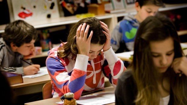 Nagelbijten: drie dagen stressen voor de Cito-toets