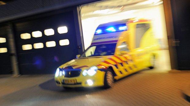 Ambulancemedewerkers voeren actie: geen overwerk, geen risico's