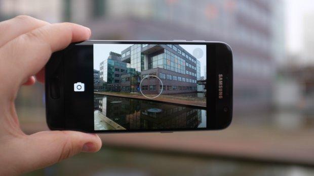 'Samsung passeert Apple met werktelefoons'